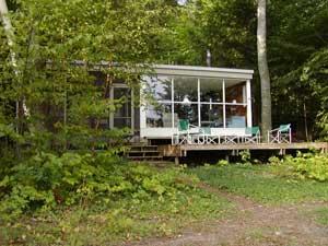 Modern Cabin, Glen Lake, Glen Arbor, ...
